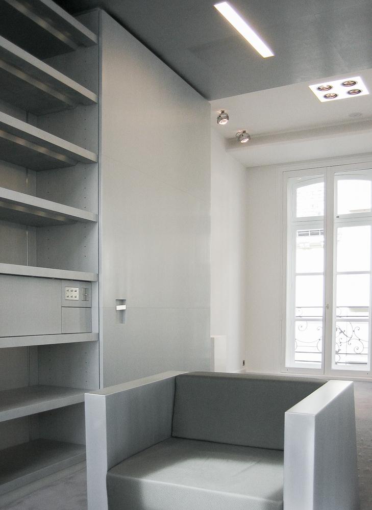 LLAMATA  Bureau de direction  Paris 08